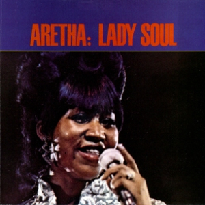 Aretha Franklin Lady Soul HIGH RESOLUTION COVER ART