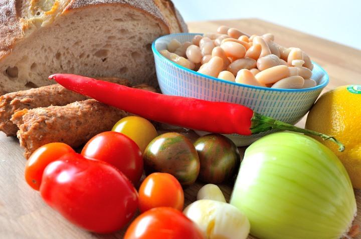 Bean ingredients