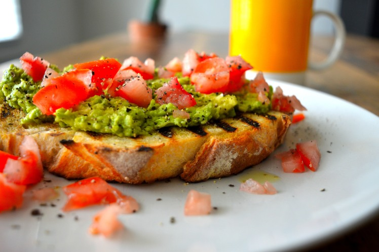 Avo toast other