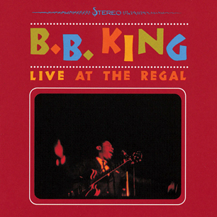 B.B. King Live at the Regal HIGH RESOLUTION COVER ART