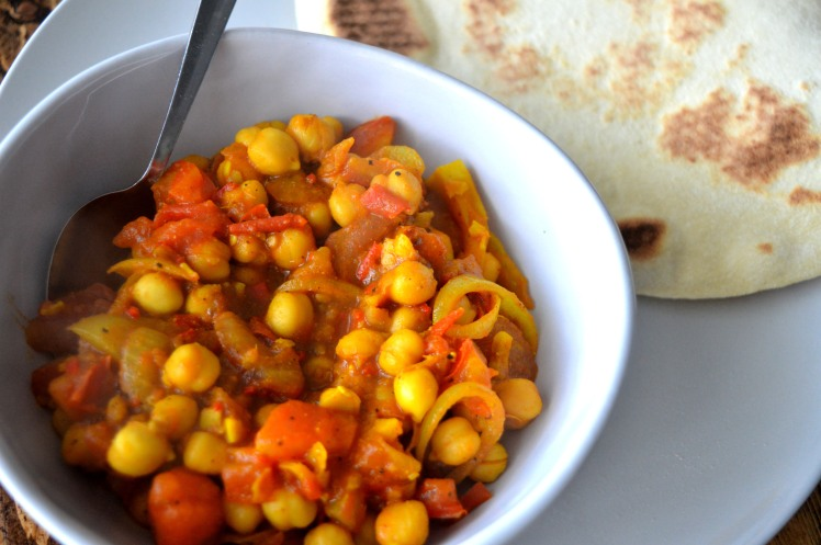 Chickpea Curry Top