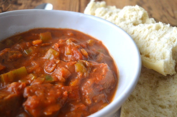Southenr Sausage Stew other