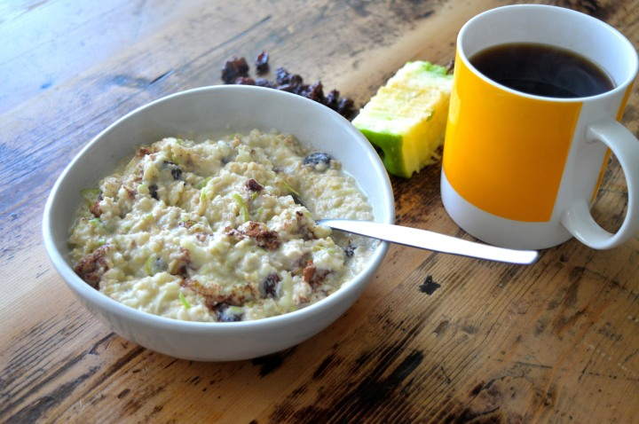 Apple Oats other