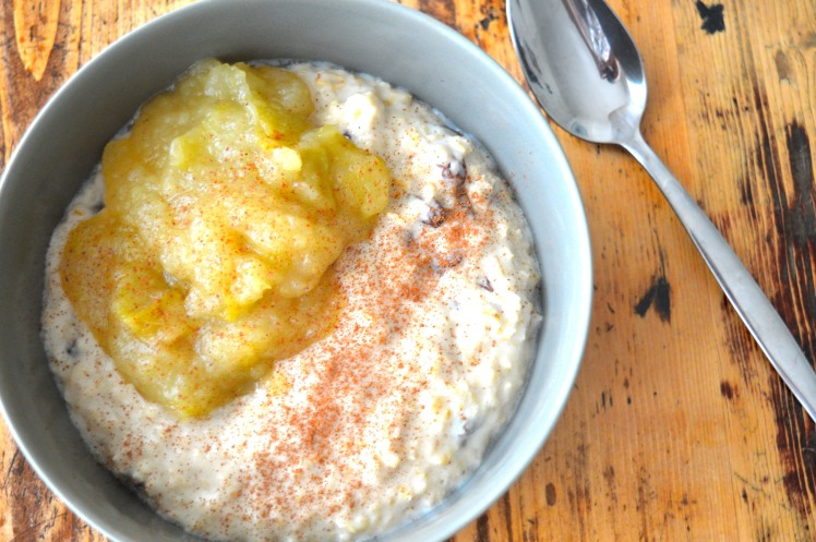 Oatmeal stew other