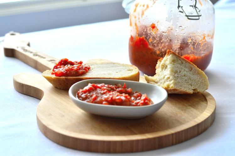 Tomato Relish Long