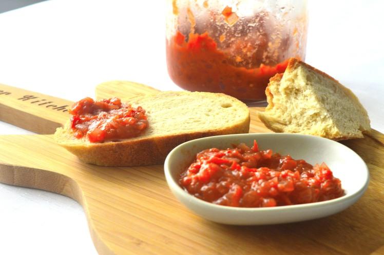 Tomato Relish Side