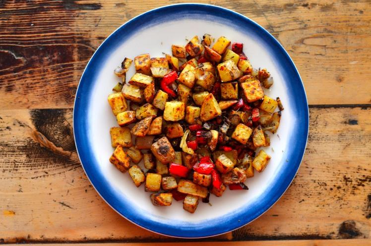 Breakfast Potato Hash Top