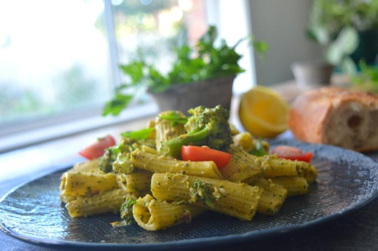 Broccoli Pesto 2