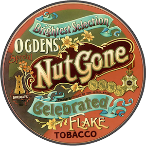 Small Faces %22Ogdens' NutGone Flake%22