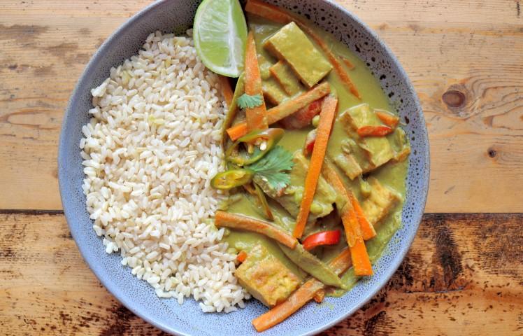 Thai Green Curry 2